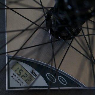 """Gewicht Syntace Systemlaufräder W30 MX 26"""", VR: 110mm/20 + HR: 142mm/X-12"""