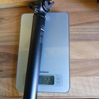 Gewicht Iridium Sattelstütze SLR 30.9 400mm