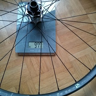 Gewicht DT Swiss Systemlaufräder E 1700 SPLINE TWO (Vorderrad 20 x 110) 27.5
