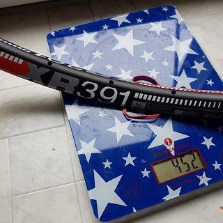 Gewicht DT Swiss Felge XR 391 29'' 25mm