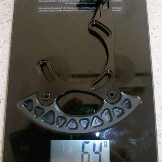 Gewicht absoluteBlack Kettenführung Oval Bash Guide ISCG05