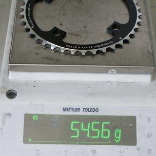 Gewicht Specialites TA Kettenblatt Chinook 104mm, 38Z