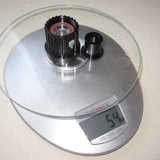 Gewicht DT Swiss Weiteres/Unsortiertes Umrüstkit Shimano Micro Spline 12x142/148mm