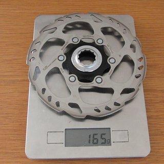 Gewicht Shimano Bremsscheibe  SM-RT68-S 160mm