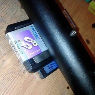 Gewicht Transalp Hardtail Team SL 17''