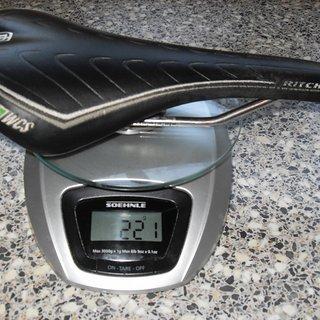 Gewicht Ritchey Sattel WCS Streem