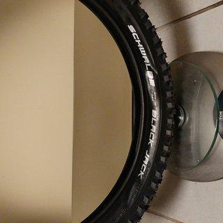 """Gewicht Schwalbe Reifen Black Jack 16x1.90"""" / 47-305"""