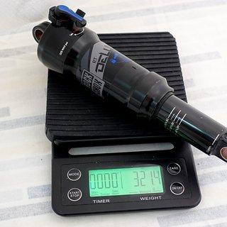 Gewicht Rock Shox Dämpfer Deluxe RT 210x55