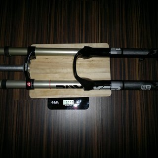 Gewicht Rock Shox Federgabel Boxxer R2C2 200mm