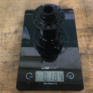 Gewicht Bitex Industrial Nabe MTF15 VR-Nabe 100/15mm, 32-Loch