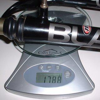 "Gewicht Manitou Federgabel Black Comp 26"", 80-100mm, 1-1/8"""
