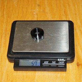 Gewicht Tune Achse DC 12 Adapter Rocky Mountain
