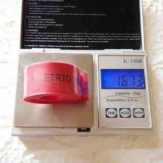 Gewicht Fulcrum Felgenband R5-Rt  29-559
