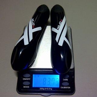 Gewicht XLC Hörnchen Pro 80mm