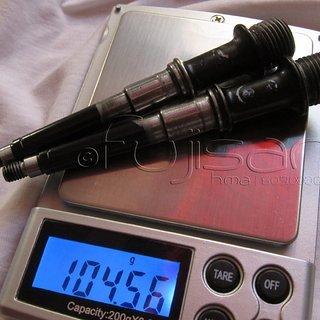 Gewicht Crank Brothers Weiteres/Unsortiertes Achsen (CrMo - Eggbeater) 95.8mm