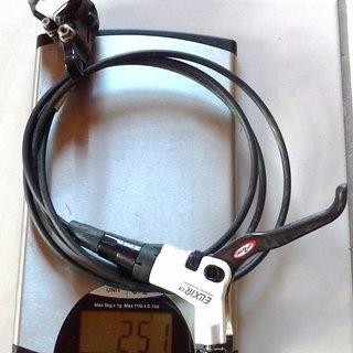 Gewicht Avid Scheibenbremse Elixir CR Carbon HR