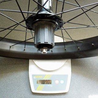"""Gewicht On-One Systemlaufräder Fatty Wheelset 26"""", 135mm/170mm"""