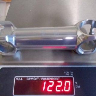 Gewicht Tune Vorbau Geiles Teil 4.0 25.4 120mm