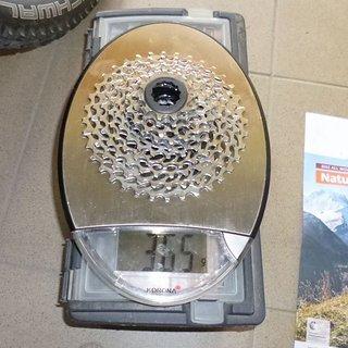 Gewicht SRAM Kassette PG-1030 10-fach, 11-36Z