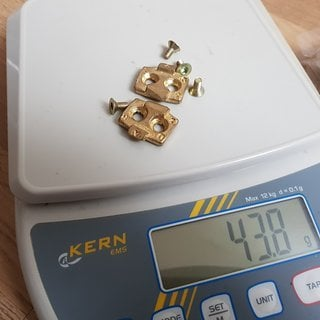 Gewicht Time Weiteres/Unsortiertes ATAC Cleats 13/17°  13° / 17°