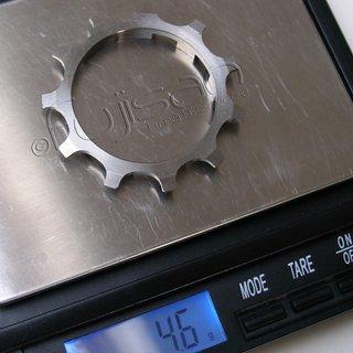 Gewicht Custom-Made Weiteres/Unsortiertes Ninos Ti-Ritzel 11Z