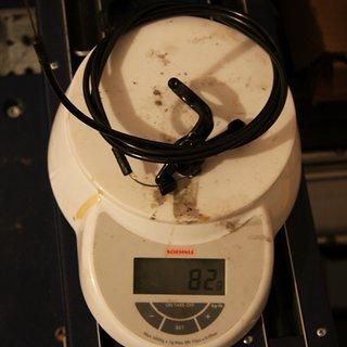 Gewicht Fox Remote-/Lockout-Hebel DYAD RT2