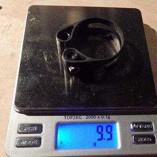 Gewicht Procraft Sattelklemme PRC SPC1 36.0mm
