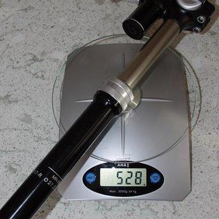 Gewicht Kind Shock Sattelstütze höhenverstellbar i7 27.2 x 350mm