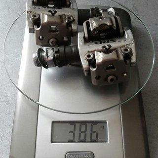 Gewicht Shimano Pedale (Klick) PD-M515