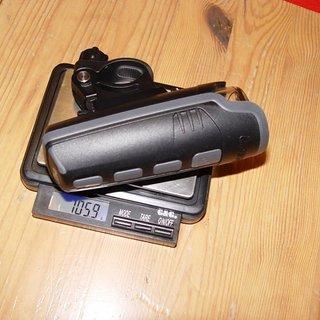 Gewicht Busch und Müller Beleuchtung IXON Pure