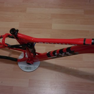 Gewicht Rotwild Full-Suspension R.X1  L