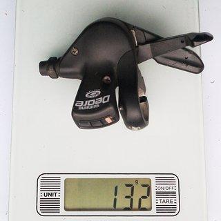 Gewicht Shimano Schalthebel Deore SL-M510 9-fach