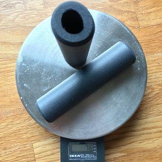 Gewicht ESIgrips Griffe Extra Chunky 130mm / 34mm