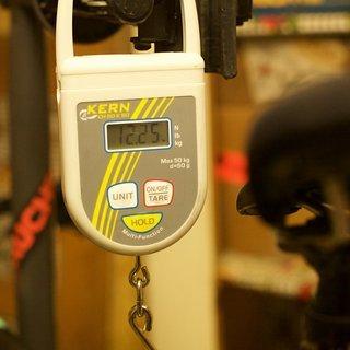 Gewicht Santa Cruz Full-Suspension Hightower XL