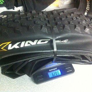 """Gewicht Continental Reifen X-King RaceSport 29er 29x2.4"""", 60-622"""