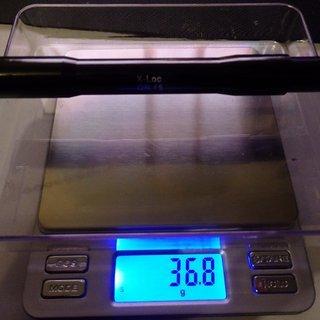 Gewicht Shift-Up Achse X15 Manitou Axle 100 x 15mm