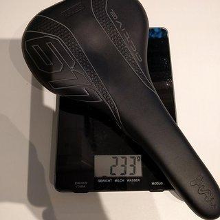 Gewicht SQ-Lab Sattel 611 active carbon 14 cm