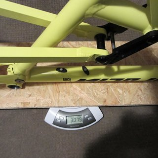 Gewicht Nicolai Full-Suspension Helius AC M