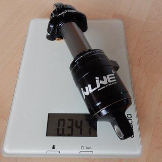 Gewicht Cane Creek Dämpfer DB Inline 200 x 57mm