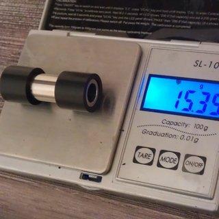 Gewicht No-Name Weiteres/Unsortiertes Dämpferbuchsen ( TI ) 41 x 8mm