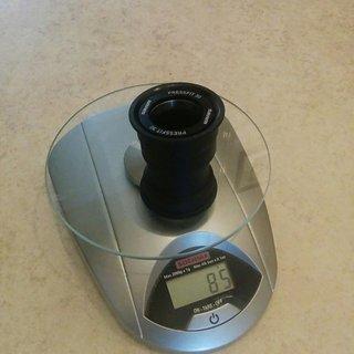 Gewicht SRAM Innenlager PF30 PF30