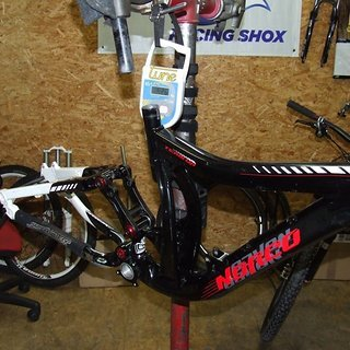 Gewicht Norco Full-Suspension Team DH S