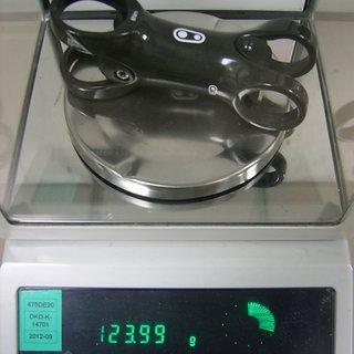 Gewicht Crank Brothers Vorbau Cobalt 11 31.8mm, 100mm, 6°