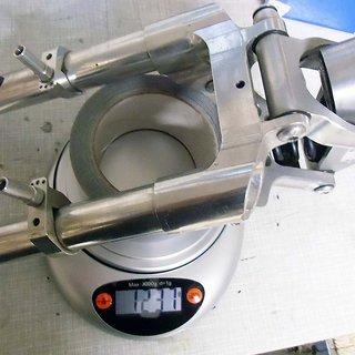 "Gewicht AMP Research Federgabel F3 26"", 200mm, 1⅛"""