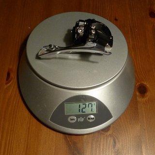 Gewicht Shimano Umwerfer FD-M510 34,9mm
