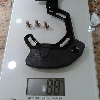 Gewicht OneUp Kettenführung Bash Guide ISCG05 28-30T