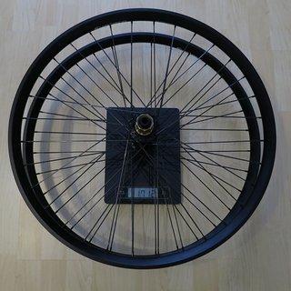 """Gewicht Syntace Systemlaufräder W35 MX Scaled Sizing Laufradsatz 26"""" hinten / 27,5"""" vorne"""