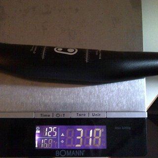 Gewicht Crank Brothers Lenker Cobalt 2 31.8mm, 700mm