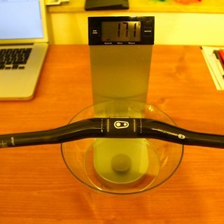 Gewicht Crank Brothers Lenker Cobalt 11 31.8mm, 680mm