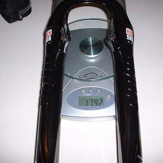 Gewicht Rock Shox Federgabel Duke SL 80mm